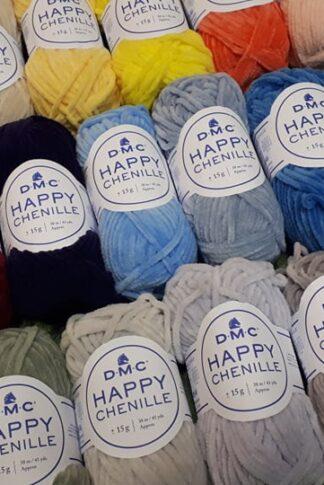 DMC Happy chenille fonal